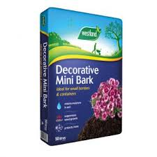 Decorative Mini Bark 100lt