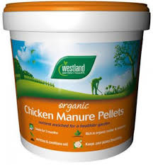 Organic Chicken Pellets 10kg